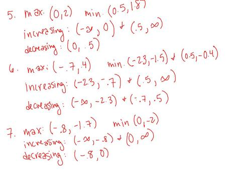 Section 7.3 Products and Factors of Polynomials.