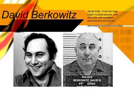 Image result for berkowitz sentenced