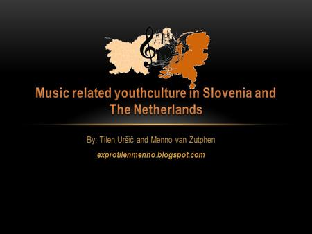 Understanding 20 th and 21 st Century Music Technology Listen to the