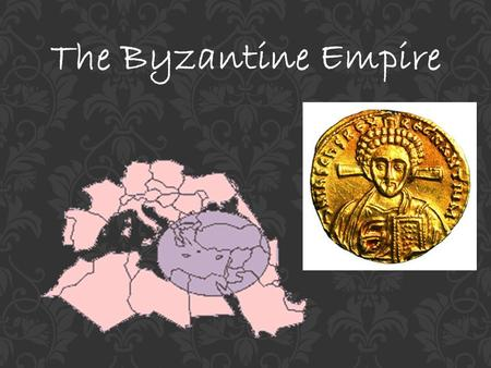 The Byzantine Empire. The Roman empire, divided in the late AD200's, was weakened by internal and external forces. Power shifted to the east, as Germanic.