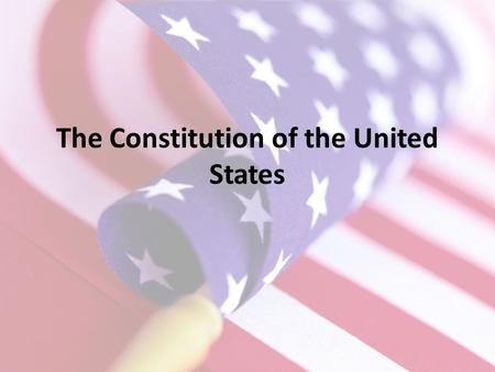 The Constitution of the United States. Preamble: What is it? The Framers wrote an introduction, also called a preamble, to the Constitution. The Preamble.