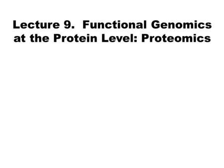 Bioinformatics And Functional Genomics Pdf