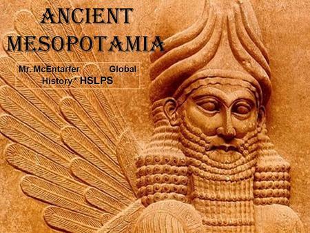 "Mesopotamia: ""the cradle of civilization"" ppt video online download."
