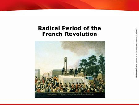 TEKS 8C: Calculate percent composition and empirical and molecular formulas. Radical Period of the French Revolution.
