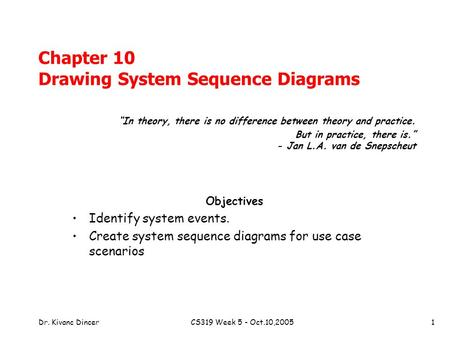 Drawing System Sequence Diagrams Ppt Video Online Download