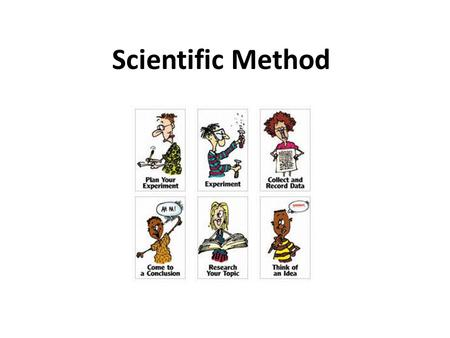 Scientific Method. Scientific Theory A theory is an explanation of a set of related observations or events supported by proven experiments and verified.