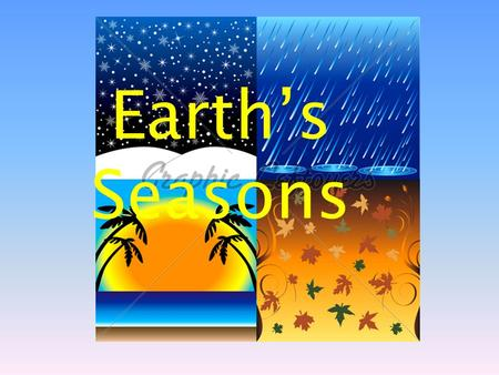 Earth's Seasons. Rotation 1.The imaginary line that passes through Earth's center and the North and South poles is called Earth's axis. 2.Earth spinning.