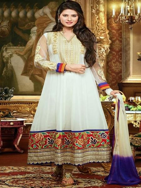 Anarkali. Anarkali Suits Anarkali suits have become extremely popular in the fashion world and it is easy to see why. They are an extremely attractive.
