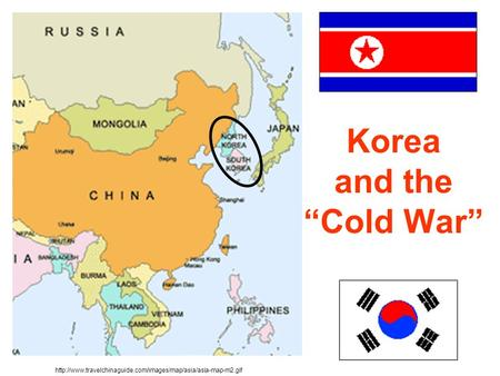 "Korea <strong>and</strong> the ""Cold War"""