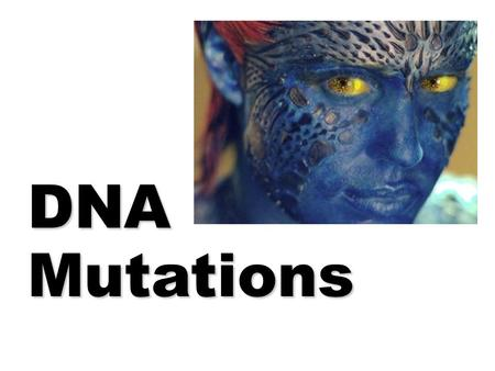 DNA Mutations. What Are Mutations? Changes in the nucleotide sequence of DNA.