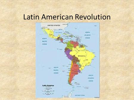 the wars of independence in latin The latin american wars for independence were perhaps the most important series of events that occurred on the american continent during the early part of the 19th century from around 1810 to the 1820s, the dominance of spain over much of the continent was broken, and many new republican states were created.