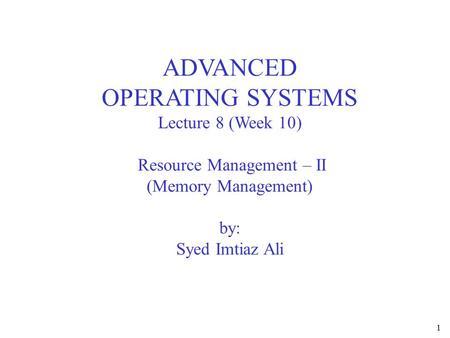 CS 342 – Operating Systems Spring 2003 © Ibrahim Korpeoglu Bilkent