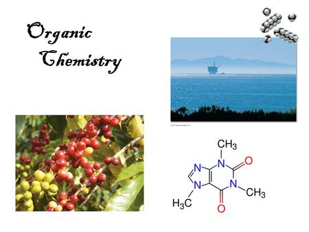 Organic Chemistry. Introduction Organic chemistry is the study of carbon and its compounds. The major sources of carbon are the fossil fuels petroleum,