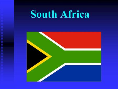 South Africa. South Africa… South Africa achieved independence from Britain in 1910. South Africa achieved independence from Britain in 1910. Racial.