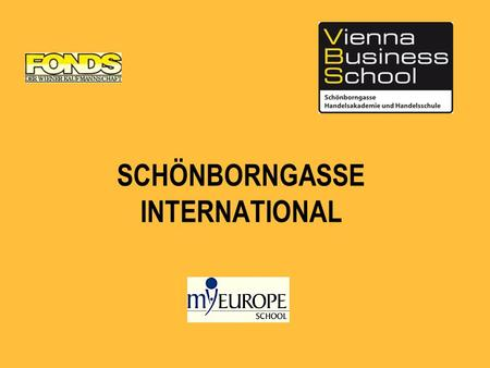 SCHÖNBORNGASSE INTERNATIONAL. Most EU Ministries of Education are a member of the EUN Schoolnet, which has its headquarters in Brussels.