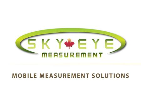Sky Eye Measurement was established in 2005 with 14+ mobile units, we supply temporary oil and gas flow measurement. Our instrumentation and measurement.