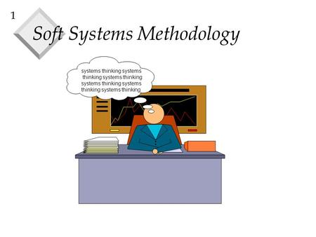 1 Soft Systems Methodology systems thinking systems thinking systems thinking systems thinking systems thinking systems thinking.