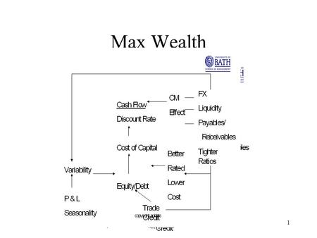 Copyright anbirts1 Max Wealth. copyright anbirts2 Funding How do we Capitalise the Company.