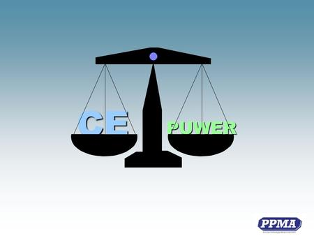 CE PUWER. Which legislation applies? Which legislation applies? Product legislation Free movement of goods Employment legislation Employee protection.