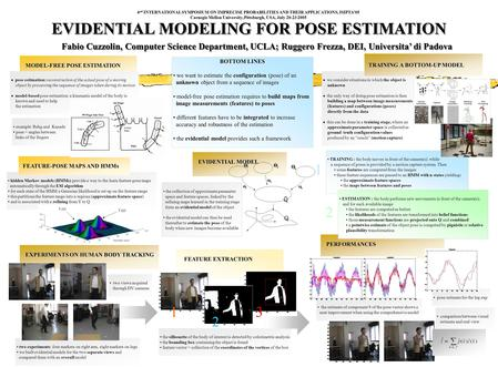 We consider situations in which the object is unknown the only way of doing pose estimation is then building a map between image measurements (features)
