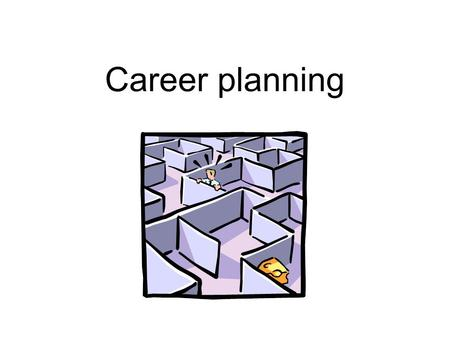 Career planning. Where are you now? I have chosen the specialty I wish to pursue I am not certain which specialty I wish to pursue but I have started.