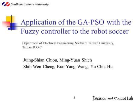 The Particle Swarm Optimization Algorithm - ppt video online