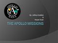 By: Jeffrey Hoddick & Keyan Suan. Purpose  Part of the reason the Apollo missions were created was because of the Cold war, specifically the space race.