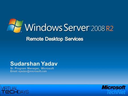 1/26/2018 Hosting Windows Desktops and Applications Using