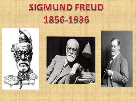 <strong>Sigmund</strong> Freud was an Austrian physician whose influence on psychology is still felt today. Freud developed his theory by treating people with emotional.