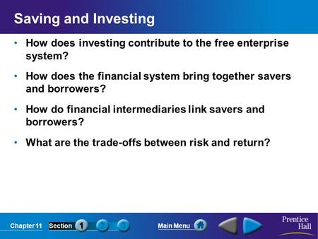 Financial Markets Chapter 11 Section 2 Bonds And Other Financial Assets Ppt Download