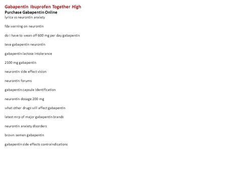 Gabapentin Cheap Neurontin Canadian Pharmacy neurontin ms