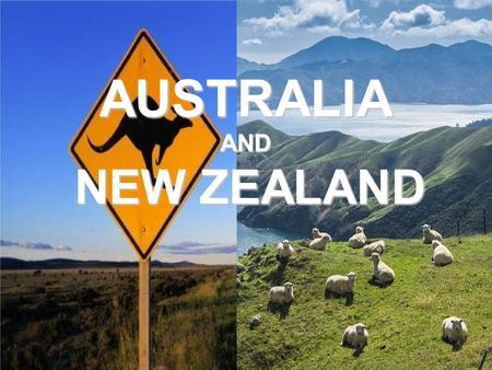 AUSTRALIA AND NEW ZEALAND. AUSTRALIA Area: 7,686,850 sq km Population: 20 milion Capital: Canberra.