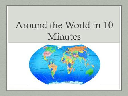 Around the World <strong>in</strong> 10 Minutes. Baltimore, USA baltimore-orioles/index.html