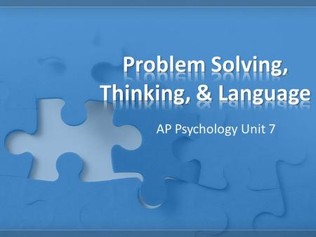 psych unit 7 Ms hart: west broward high school:  psychology unit 1 ap psych unit one exam ap psychology pre-test  unit 7 test psychology unit 8.