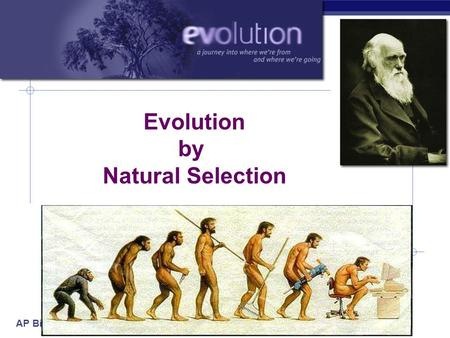 AP Biology 2006-2007 Evolution by <strong>Natural</strong> Selection.