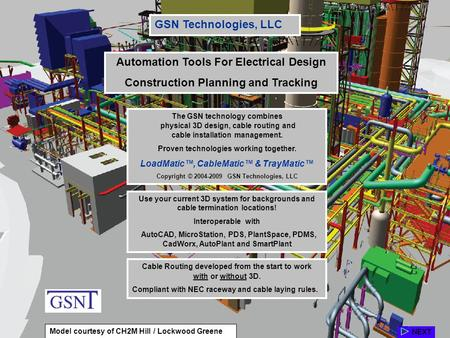 Automation Tools For Electrical Design