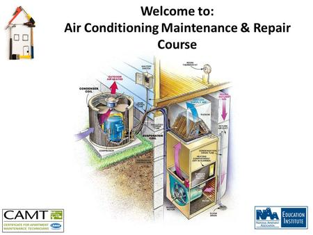 Welcome to: Air Conditioning Maintenance & Repair Course.