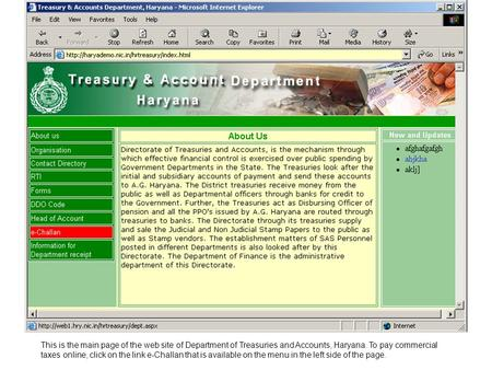 E-Payment Of Tax INCOME TAX  - ppt download