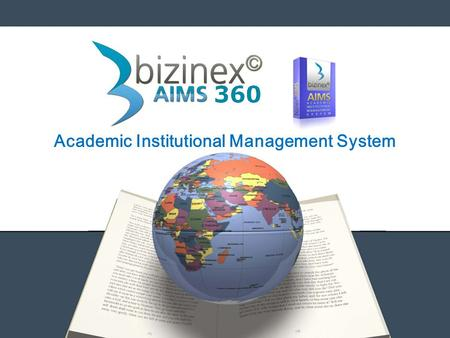 Academic Institutional Management System. Developed by ACG Global, Inc., Houston, Texas. Developed by ACG Global, Inc., Houston, Texas. Exclusive Distributor.