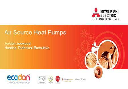 Presentation Heading Air Source Heat Pumps Jordan Jeewood