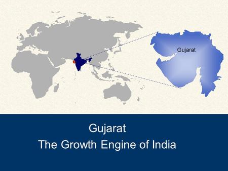 The Growth Engine of <strong>India</strong>
