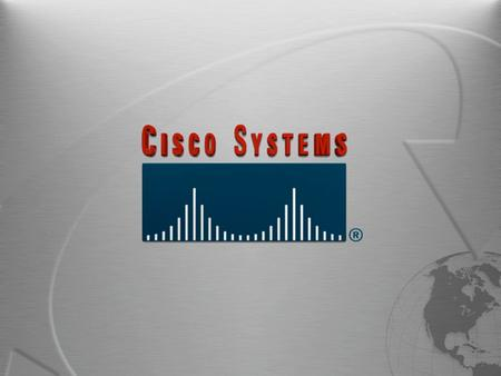 1 © 1999, Cisco Systems, Inc. Course Number 1084_06F9_c3.