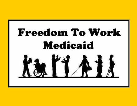 Michigans New Medicaid Program for Working Individuals with Disabilities.