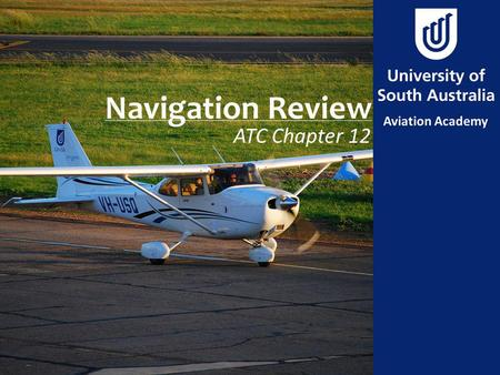 Navigation Review ATC Chapter 12.
