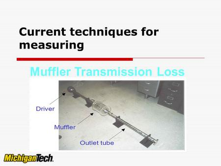 Current techniques for measuring