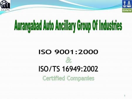 Aurangabad Auto Ancillary Group Of Industries