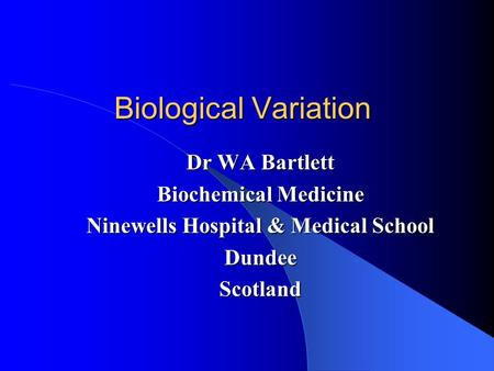 Ninewells Hospital & Medical School