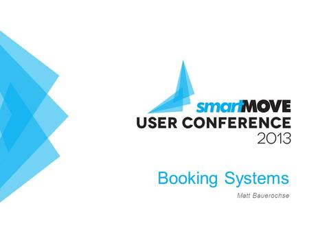 Booking Systems Matt Bauerochse. TOPICS Booking Systems Overview / History Usage Demonstrations Future Directions.