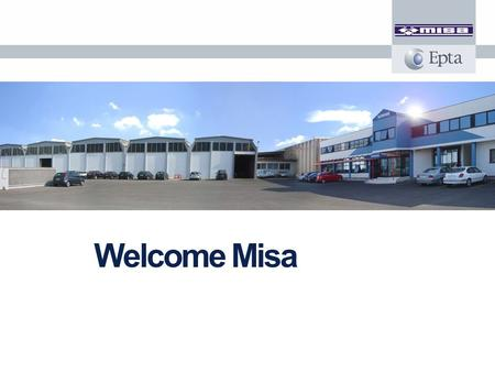 Welcome Misa.