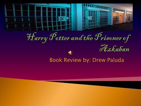 Book Review by: Drew Paluda The main characters are Harry Potter, Ron Weasley, and Hermione Granger.